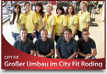 Teamfoto City Fit Roding