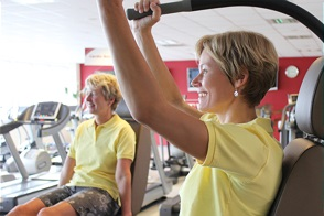 Zirkel-Training im City Fit Roding
